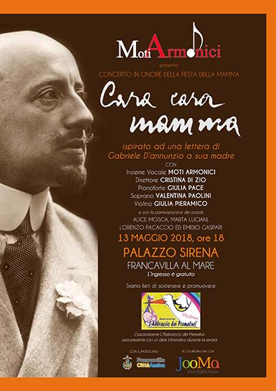 Concerto Moti Armonici Cara cara Mamma